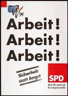 SPD, Europawahl 1994