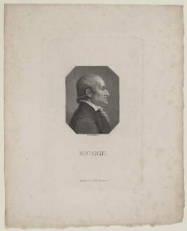 Bildnis des Adolph von Knigge