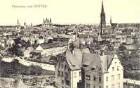 Speyer, Holzstr. 4a: St.-Vincentius-Krankenhaus von Westen, Blick Richtung Schützenstraße, Gedächtniskirche usw.