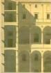 Zeichnung eines Tympanonportals dorischer Ordnung mit                                freistehenden Säulen